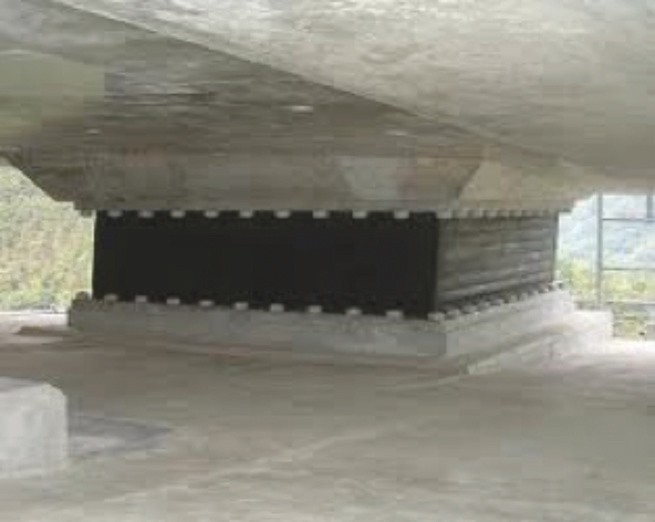 Резиновые опорные части роч 20х40х5 2